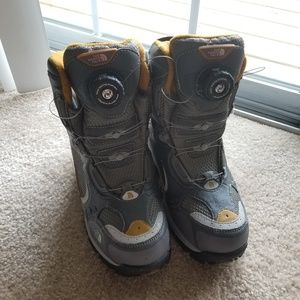 The North Face Gore-Tex Snowboard Boots